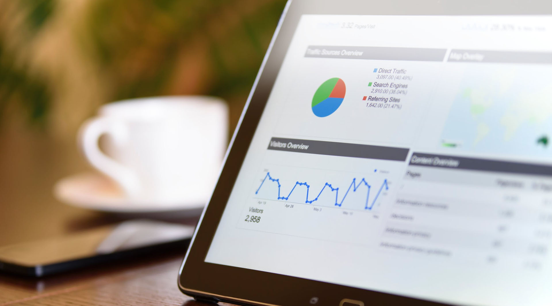Are you measuring your website traffic?